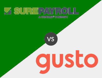 SurePayroll vs. Gusto