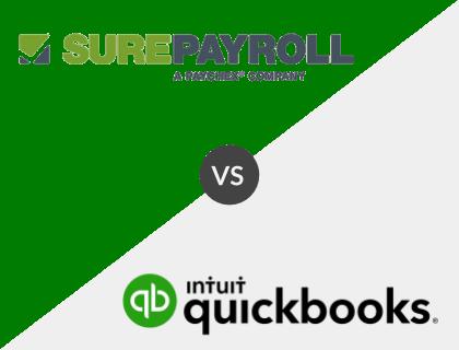 SurePayroll vs. Quickbooks