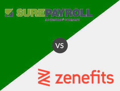 SurePayroll vs. Zenefits
