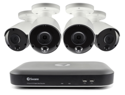 Swann 8 Channel Security System