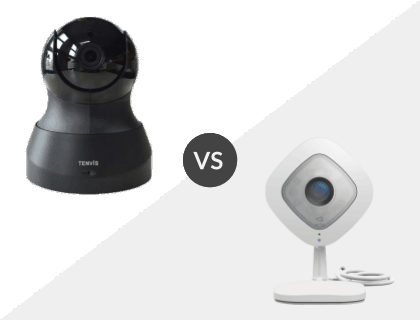 Tenvis HD IP Camera vs. Arlo Q