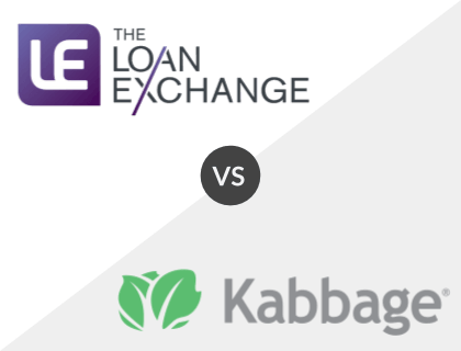 The Loan Exchange vs. Kabbage