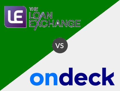 The Loan Exchange vs. OnDeck