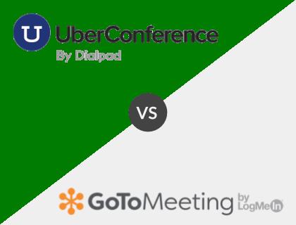 UberConference vs. GoToMeeting