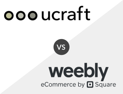 Ucraft Unlimited vs. Weebly Performance