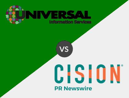 Universal Information Services vs. PR Newswire