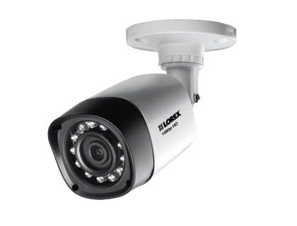 Vandal Resistant 1080P High-Definition Security Camera LBV2521BW