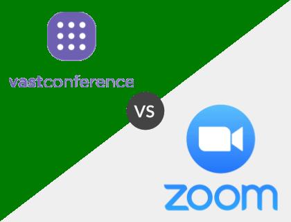Vast Conference vs. Zoom