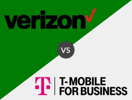 Verizon vs. T-Mobile