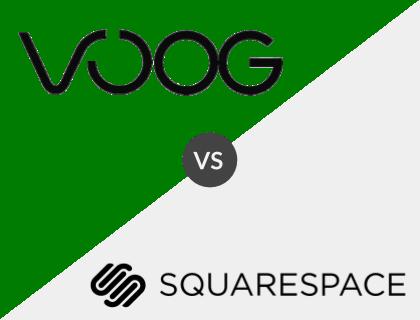 Voog Plus vs. Squarespace Business
