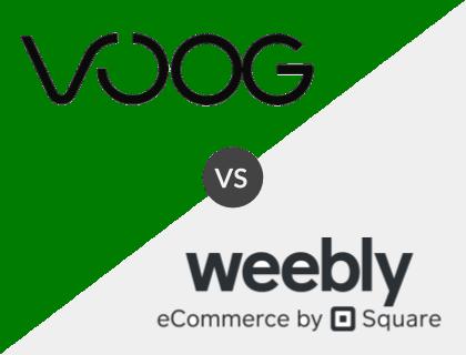 Voog Plus vs. Weebly Professional