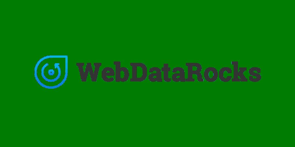 WebDataRocks