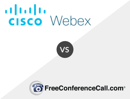 WebEx vs. FreeConferenceCall