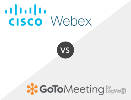 WebEx vs. GoToMeeting
