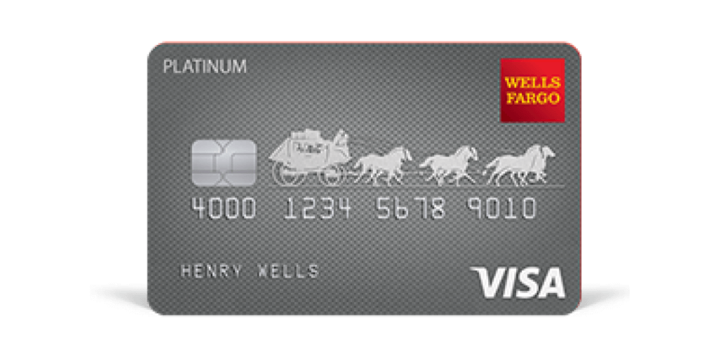 Wells Fargo Secured Visa Credit Card