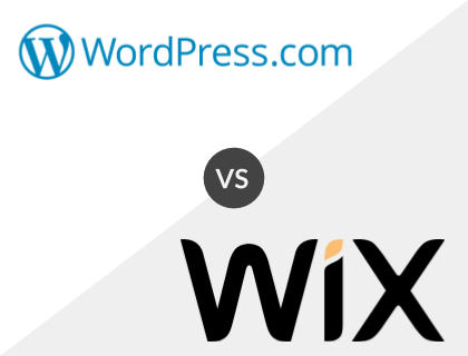 WordPress.com vs. Wix