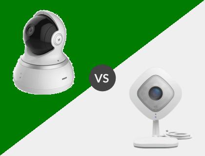 YI Dome Camera vs. Arlo Q