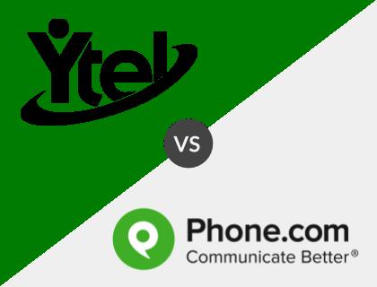 Ytel vs. Phone.com