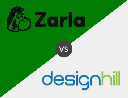 Zarla vs. Designhill