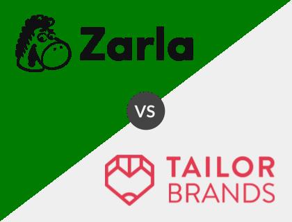 Zarla vs. Tailor Brands