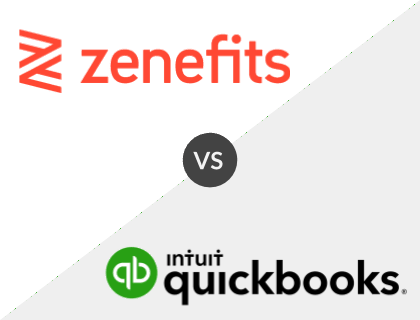 Zenefits vs. Quickbooks
