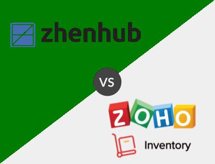 ZhenHub vs. Zoho Inventory