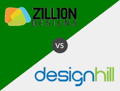 Zillion Designs vs. Designhill