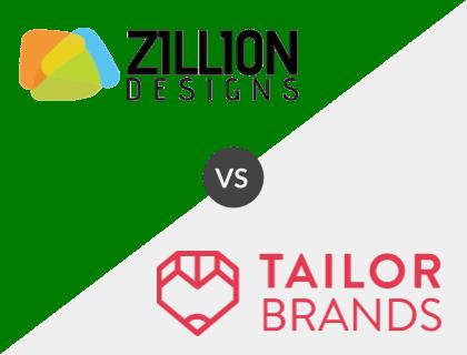 Zillion Designs vs. Tailor Brands