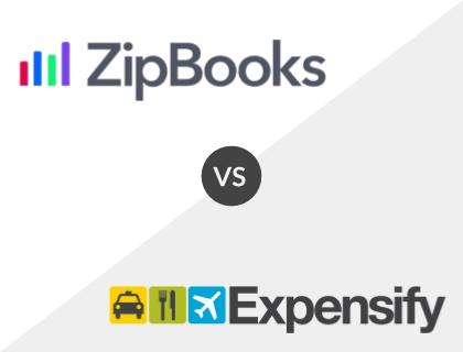 ZipBooks vs. Expensify