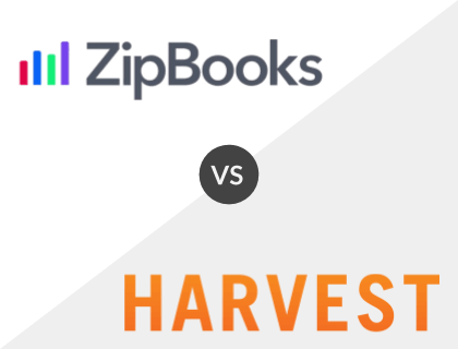 ZipBooks vs. Harvest