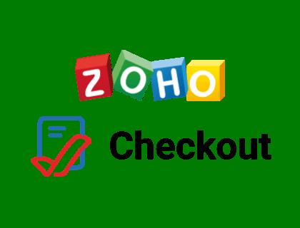 Zoho Checkout