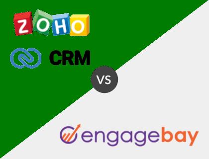 Zoho CRM vs. EngageBay