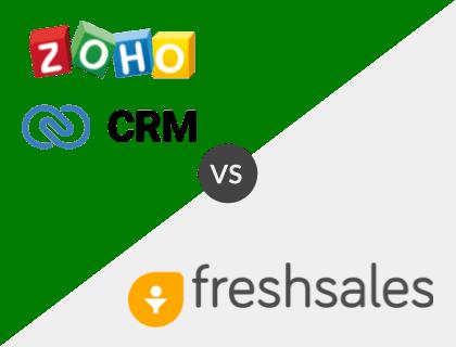 Zoho CRM vs. Freshsales