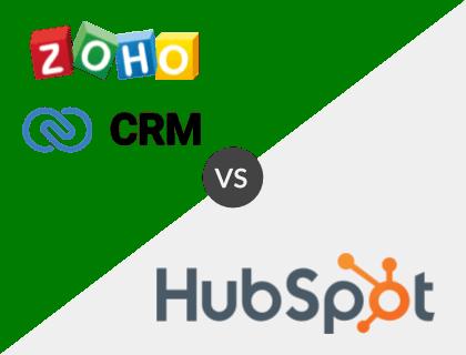Zoho CRM vs. HubSpot