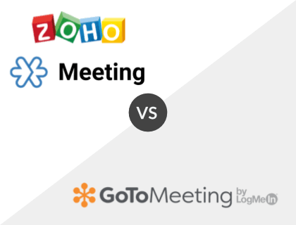 Zoho Meeting vs. GoToMeeting