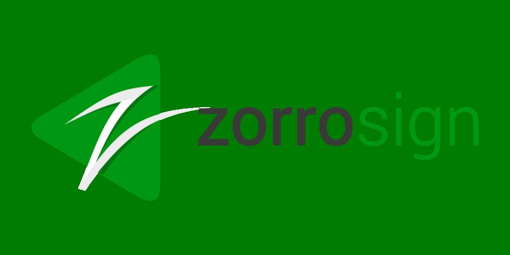 ZorroSign